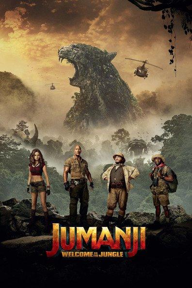 Watch Jumanji Welcome To The Jungle 2017 Film Free Full Rcb